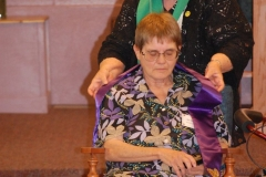 Pat Yotter Ordination