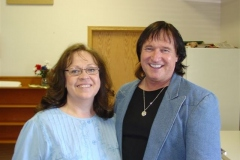 Ted Andrews Seminar at Sunset Spiritualist Church